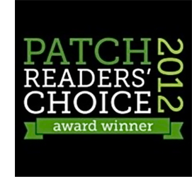 Patch Readers Choice Award Winner